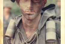Vietnam War / Marine Force Recon  1st ID LRRP