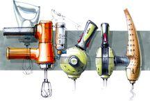 product sketch / Coletivo de sketches de produtos!