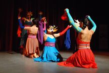 FESTIVAL DE DANZAS BOLIVIANAS / Semana Cultural de Bolivia en Quito