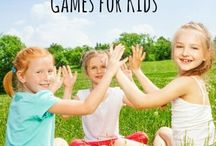 Healthy Hobbies | Games | Fun | Bonding with Kids / Finding #Fun things to do with your #children will help you #bond with them and open #conversations