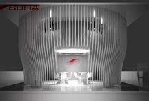 SOFIA MADE EXPO 2012 / Stand   Sofia, Made Expo 2012, Rho Fiera Milano