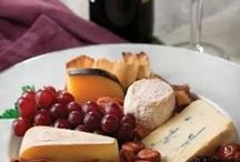 cheese plate etc...