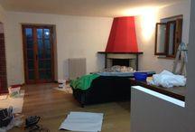 Lavori in corso / Lavori a casa di Cesarina e Lorenzo