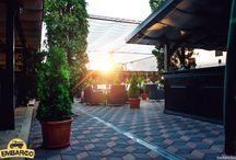 Pentru tine / Am redecorat pentru tine vechea terasă și am transformat-o într-o grădină minunată! Vino să te relaxezi în oaza ta de liniște!