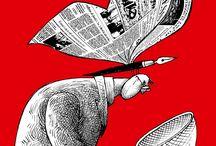 Freedom of Expression Cartoon
