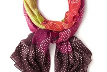 love these scarfs
