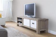 Onze nieuwe meubels