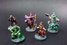 Miniatures / Inspirations for painting miniatures