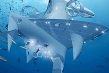 Ocean Exploration / Oceanography