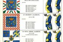 Franske uniformer (1700-1800)