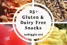Glutton and lactose free / Glutton and lactose free