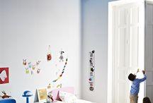 interiores-habitaciones de niños / by Elisa Lara