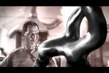 sculptor   Andronikidis / Sculpture