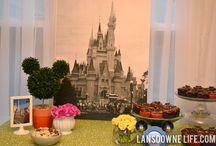 Disney world birthday party!