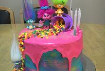 Trolls Birthday Party