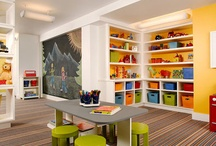 Kids room ideas / by Chelle Tambroni