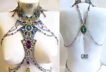 Inspirations / Haute couture in handmade jewelery