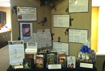 Amazing MCLS Displays / Check out the amazing displays throughout our system! / by Monroe County Library System