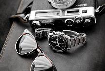 Menswear accessories