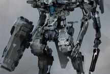 Mega robots