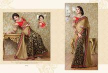 Indian Ethnic Wear - Elegant Sarees