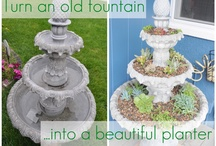 Garden Ideas / by Lindsay Jorgensen