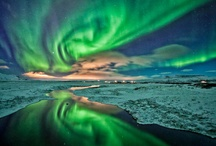 Aurora Borealis / by Donna Russell-Robinson