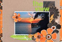 Hawaii layouts / by Candyce Drover