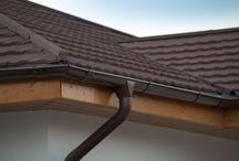 Duplex cu Tigla metalica Decra Octava Mocha / Ansamblu Rezidential - Andronache.   Despre #DecraOctava : http://www.decra.ro/produse/decra-octava.aspx  Proiect realizat de partenerul nostru Expotest Construct SRL