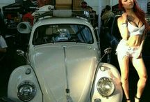 VWs and babes