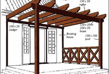 diy pergola n patio