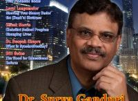 Radio Talks / Every Saturday of the month, @ 8PM Chicago Time, Dr. Surya hosts a Radio show (3rd Saturday will be LIVE broadcast in a Round Table discussion with a panel of experts who will bring their experiences, knowledge, and wisdom while sharing diverse perspectives with audiences from all over the world.) http://mentorsharbor.com/hosts/dr-surya-ganduri/