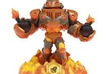 Swappable Skylanders / by Skylanders Collection