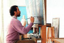 Claudio Bravo Camus / The life of the artist.