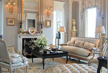 interior design / classic loung