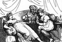Thomas Rowlandson erotic satire