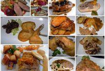 Menús y recetas especiales / by Cocina y Aficiones Concha Bernad