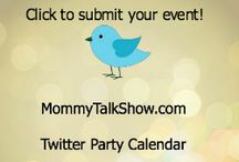 Twitter Tips #Twitter #TwitterParty / Love to tweet, grow your Twitter following or host Twitter parties? This group board will answer all your questions related to Twitter. / by Mommy Talk Show