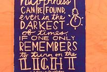 Chalk Board Quotes