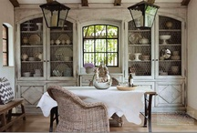 Cabinetry / by Cindy Hattersley Design/Rough Luxe Lifestyle Blog