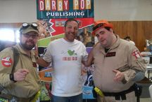 Free Comic Book Day 2015 / Photos from Darby Pop's Free Comic Book Day events for 2015.