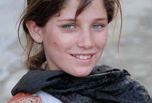 beautiful afghan women