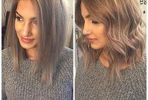 Fall Hair Cut