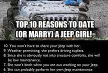 It's a Jeep Thing / Jeeps, only Jeeps.