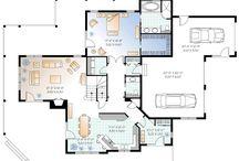 floor plans / by Kristine Esmay
