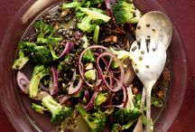 Yummy-Sounding Salads