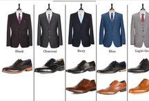 Men`s fashion-wardrobe / Moter, klær, sko