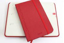 Journals, notebooks, moleskins, organizers, calendars