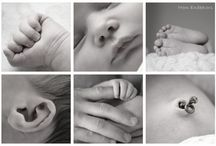 Baby/Newborn Photography / Photoshoot ideas for babies!