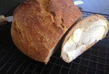 Bread Recipes / by Stephanie Weemhoff